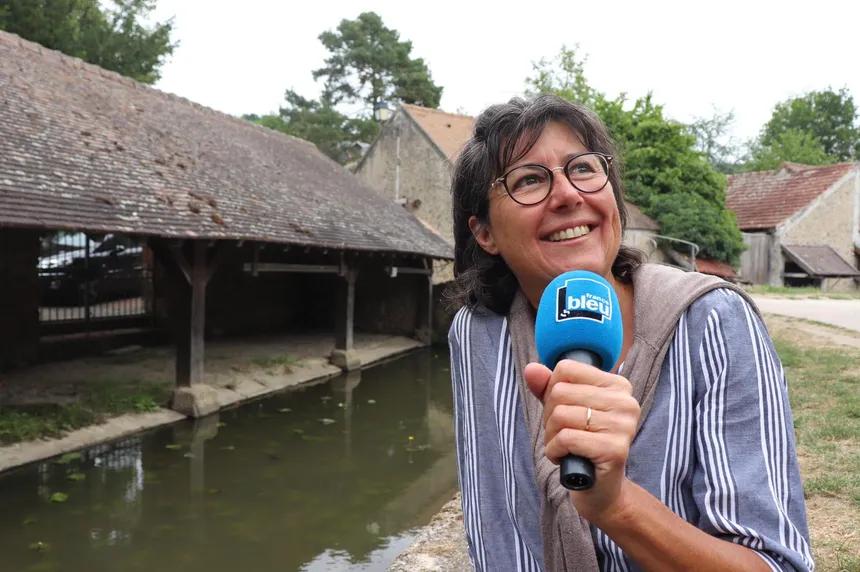interview avec radio france de Véronique Arnault atelier d'art esquisse