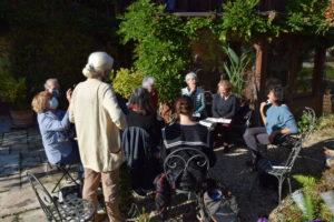 Mini stage en vallée de Chevreuse avec l'Atelier d'art esquisse